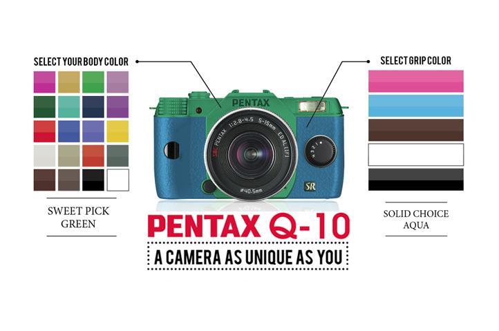 Pentax Q-10